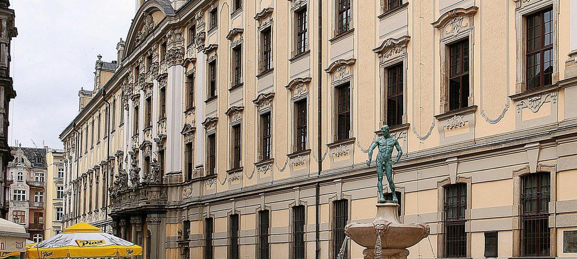 Monument Wrocław