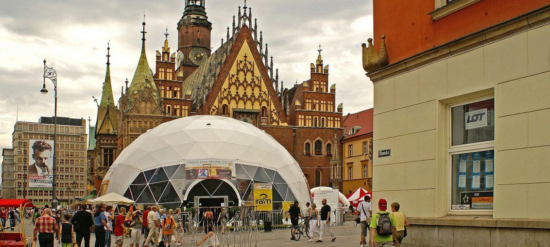 Dom handlowy Wrocław