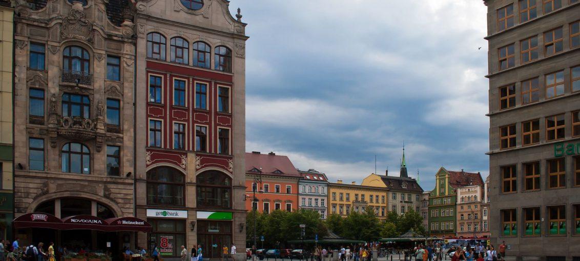 Wrocławski rynek mniejszy